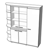 Шкаф-гардероб D5.14.20