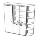 Шкаф-гардероб D5.24.20