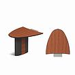 Приставной стол Е1.06.11