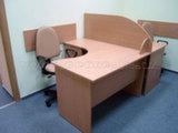 Классическая мебель для персонала.