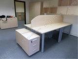 Столы с перегородками ДСП